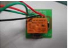External relay for Power Bolts for PC-6750/C2 Pegasus PG-RELAY
